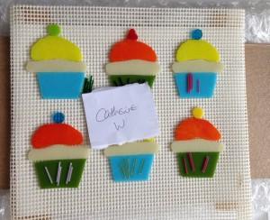 Cupcakes - anyone for tea?