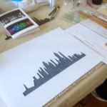 Lisa's Manhattan Skyline
