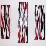 Firefly triptych